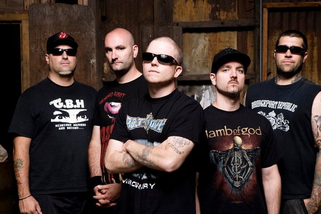 Photo of Hatebreed