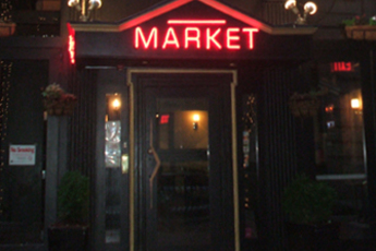 Market (MKT) - Club | Lounge in Boston.