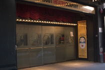 Studio 54 - Theater in New York.