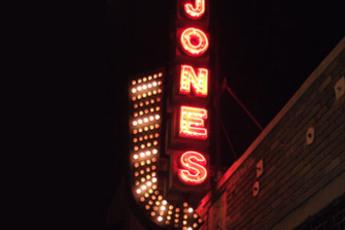 Jones Hollywood - Bar | Italian Restaurant in Los Angeles.