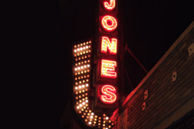 Photo of Jones Hollywood