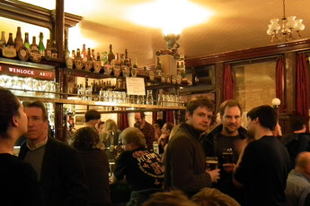 The Wenlock Arms - Historic Bar | Pub in London.