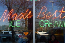 Max's Best Ice Cream - Ice Cream Shop in Washington, DC.