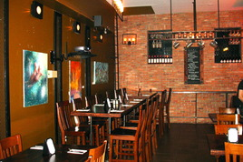 Korzo - Bar   Bar   Restaurant   Restaurant in New York.
