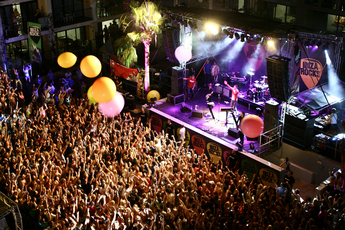 Major concerts at Ibiza Rocks Hotel in Ibiza!