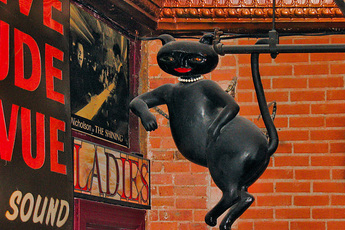 The Fat Black Pussycat - Bar | Lounge in New York.