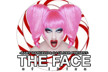 The Face of Ibiza - Club Night in Ibiza.
