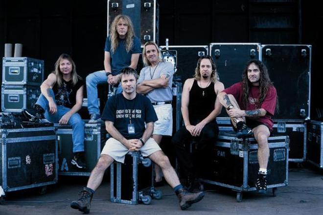 Photo of Iron Maiden