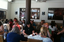 Mission Beach Café - Café | Restaurant in San Francisco.