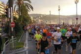 Semi-Marathon International de Nice - Running in French Riviera.