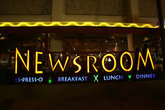 Newsroom Cafe - Café | Restaurant in Los Angeles.