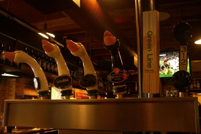 The Art Of The Pour: Cool Beer Taps From Around The World - 4 of 16