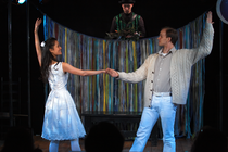 The Fantasticks - Musical in New York.