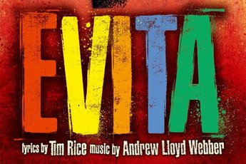 Evita - Musical in New York.