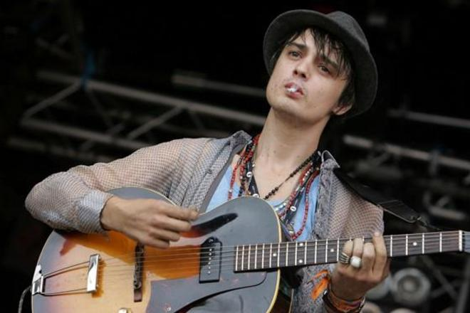 Photo of Pete Doherty