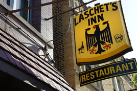 Laschet's Inn - Bar | German Restaurant in Chicago.