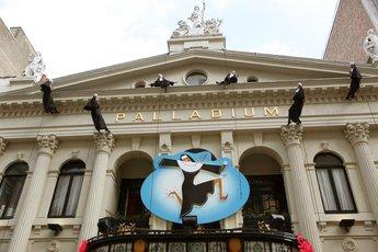 London Palladium - Theater in London.