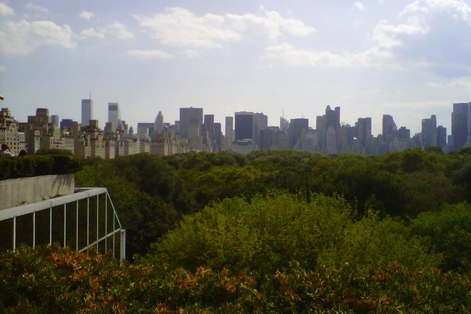 Photo of The Met Roof Garden Café and Martini Bar