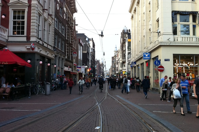 Photo of Leidseplein, Amsterdam