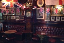 The Cross Keys - Pub in London.