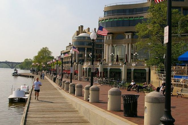 Photo of Georgetown Waterfront