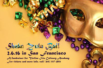 Shaka Zulu Mardi Gras Ball S.F. 2016 - Food & Drink Event | Party | Benefit / Charity Event in San Francisco.