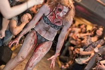 Zombie Fashion Show & Creature Art Exhibit - Fashion Event | Art Exhibit | Holiday Event in Los Angeles.