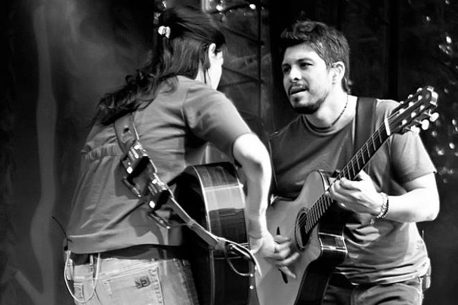 Photo of Rodrigo Y Gabriela & C.U.B.A.