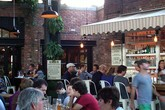 The Standard Biergarten - Beer Garden | Outdoor Bar in NYC