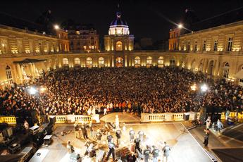 La Fête de la Musique - Music Festival in Paris.
