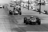 Historic Grand Prix of Monaco - Auto Racing in French Riviera.