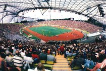 Olympiastadion - Stadium in Munich.