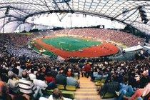 Olympiastadion - Stadium in Munich.