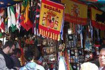 El Rastro - Flea Market | Outdoor Activity | Shopping Area in Madrid.