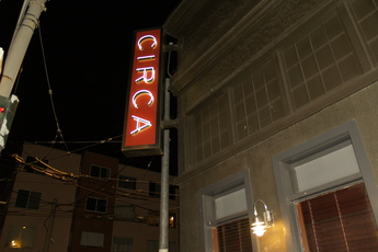 CIRCA - Club | Lounge | Restaurant in San Francisco.
