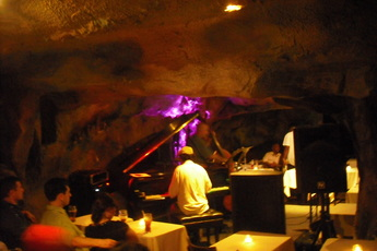Bohemian Caverns - Bar | Jazz Club | Live Music Venue | Lounge | Restaurant in Washington, DC.