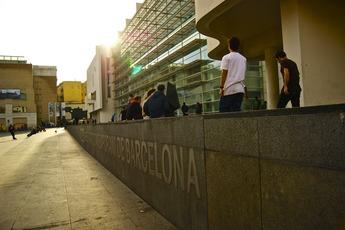 Museu d'Art Contemporani de Barcelona (MACBA) - Museum in Barcelona.