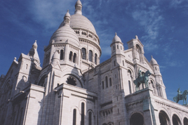 Sacré-Coeur - Culture | Landmark | Outdoor Activity | Shopping Area in Paris.