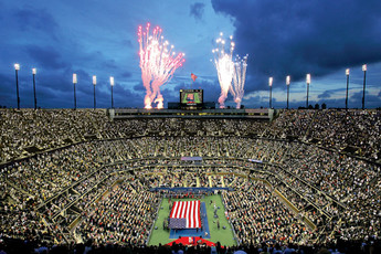 U.S. Open - Tennis in New York.