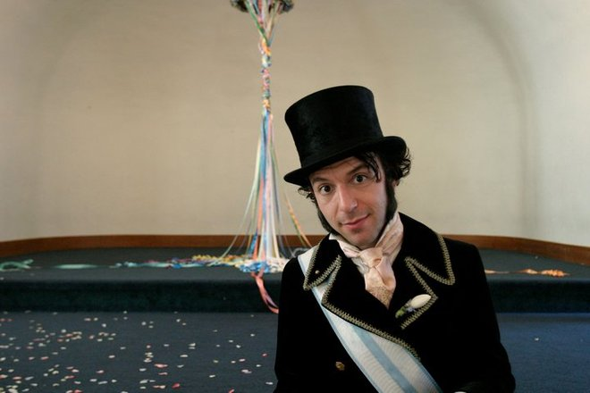 Photo of Daedelus