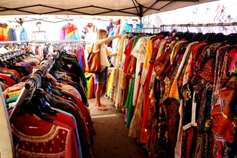 Melrose Trading Post - Flea Market | Outdoor Activity | Shopping Area in Los Angeles.