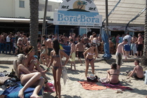Bora Bora - Beach Bar | Beach Club | Outdoor Restaurant in Ibiza.