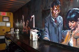 The Lower Depths - Bar   Restaurant in Boston.