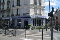 La Bulle - Café   Restaurant in Paris.
