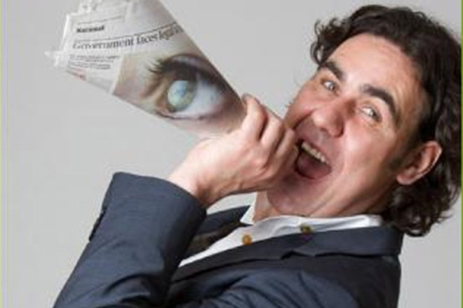 Photo of Micky Flanagan
