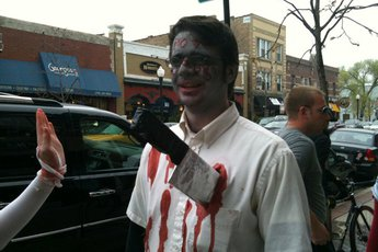 Zombie Pub Crawl - Costume Party | Food & Drink Event in Chicago.
