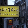 Barney's Coffeeshop - Coffeeshop in Amsterdam.