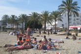 San Antonio Beach - Beach | Nightlife Area | Outdoor Activity in Ibiza