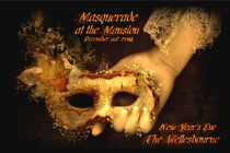 Masquerade at the Mansion: New Year's Eve 2017 at The Wellesbourne - Special Event | Party in Los Angeles.