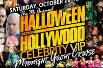 Halloween Goes Hollywood Midnight Yacht Cruise - Costume Party | Holiday Event in New York.